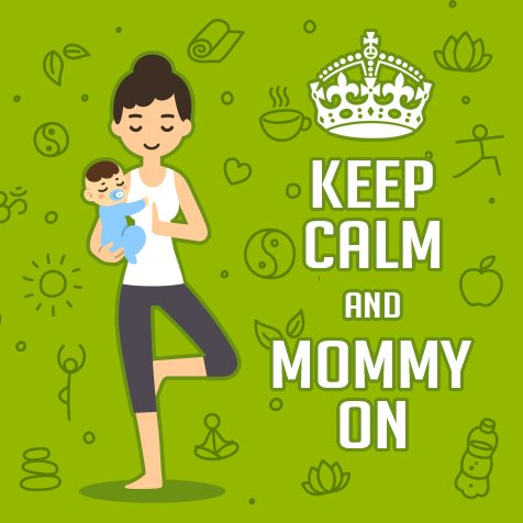 Dr. Della Parker_Keep_calm_and_mommy_on