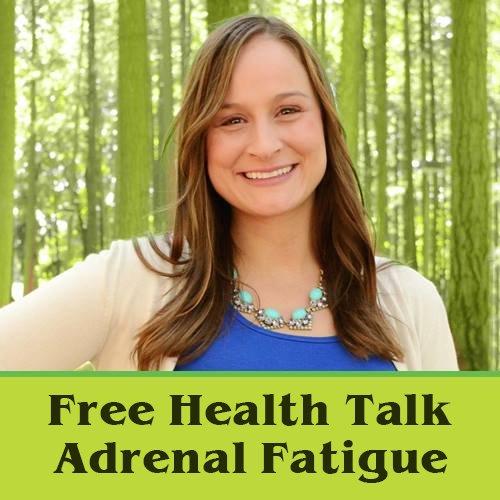 Dr_Della_Parker_Free_Health_Talk_Adrenal_Fatigue