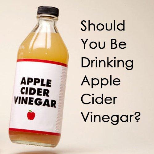 Dr Della Parker_Should You Be Drinking Apple Cider Vinegar