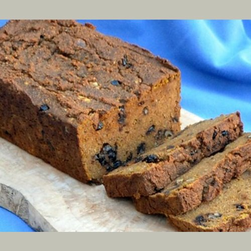 Dr Della Parker_Paleo-Friendly Pumpkin Bread Recipe