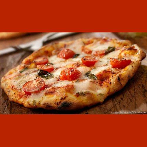 Dr Della Parker_Cauliflower Crust Pizza