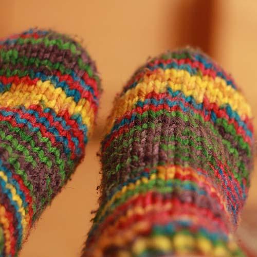 Dr Della Parker_Wet Sock Treatment for Cold and Flu